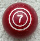 #7 Billiard Ball, Seven Ball, Pool Ball, CHECK BACK ALWAYS ADDING SIZES & STYLES