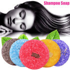 New Fragrance Shampoo Bar Soap Hair Growth Nourishing Natural Handmade Herbal