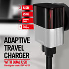 LDNIO Dual USB Port Home Charger Travel Fast Charging Wall Charger Adapter