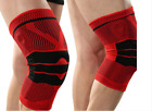 1Pc Running Gym Sports Joint Pain Relief Compression Knee Brace medium size