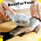 Portable Brushing Fish Tools Kitchen Cleaning Tool 1Pcs Plastic Fish Scale