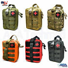 Внешний вид - Tactical MOLLE Rip Away EMT Medical First Aid IFAK Pouch (Bag Only)