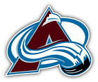 Colorado Avalanche NHL Hockey Logo Car Bumper Sticker Decal - 9'', 12'' or 14'' $13.99 USD on eBay