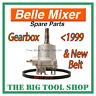 More images of BELLE MIXER GEARBOX MINIMIX 140 150 OLD TYPE <JULY 1999 MS25 & MS01 DRIVE BELT