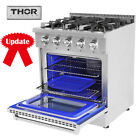 30  Thor Kitchen Cooking Gas Range Stoves & Dishwasher &Range Hood &Wine Cooler