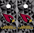 Arizona Cardinals Cornhole Skin Wrap NFL Football Sticker Art Decal Vinyl DR03 on eBay