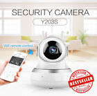 Baby Monitor Camera Wireless WiFi Home Pet Spy Night Vision HD 1080 Audio In Out