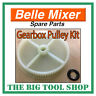 More images of BELLE MIXER GEARBOX PULLEY KIT MINIMIX MIXER 150 NO. 900 / 30000 *POST 1st CLASS*