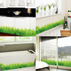 1-5pc Removable Art Vinyl Grass Wall Sticker Mural Decal For Home Bathroom Decor