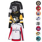 2017 18 NHL Adidas Authentic On Ice Home Away Climalite Jersey Collection Mens