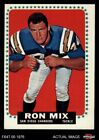 1964 Topps #168 Ron Mix Chargers EX $24.0 USD on eBay