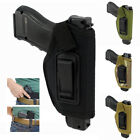 Gun Holster Concealed Carry Holsters Belt W/ Metal Clip For Airsoft Hunting CDAC