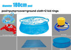 Best Swimming Pools - Inflatable pool swimming pool kid adult children outdoor Review