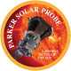 PARKER SOLAR PROBE (PSP) NASA TOUCH THE SUN MISSION SPACE PATCH FREE SHIPPING