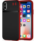 Under Armour Grip - Verge - Arsenal - Stash Case for the iPhone X 10 Genuine NEW