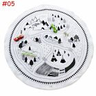 2018 Lovely Lace Baby Kids Game Gym Activity Play Mat Crawling Blanket Floor Rug