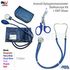 Aneroid Sphygmomanometer Stethoscope Kit Manual Blood Pressure BP Cuff Gauge $19.99 USD on eBay