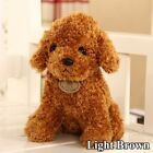 25cm Gifts Curly Fur Cute Plush Toy Puppy Doll Teddy Dogs Stuffed Animal