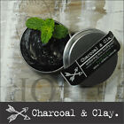 Charcoal Toothpaste 90g ORGANIC INGREDIENTS OZ MADE 3 FLAVOURS 100% NATURAL :)