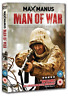 Askel Hennie-Max Manus - Man Of War  (UK IMPORT)  DVD NEW
