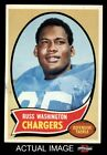 1970 Topps #206 Russ Washington Chargers EX/MT $2.6 USD on eBay