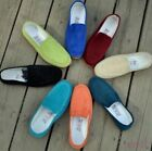 Mens Colors Slip On Flat Loafer Casual Shoes Driving Moccasins Comfort Shoe LOT