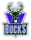 Milwaukee Bucks NBA Basketball  Car Bumper Sticker Decal - 9'', 12'' or 14'' on eBay