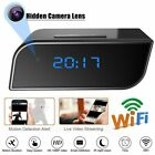 1080P Wireless Wifi IP Spy Hidden Camera Motion Security Clock IR Night Vision