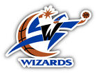 Washington Wizards NBA Basketball Blue Car Bumper Sticker - 9'', 12'' or 14'' on eBay