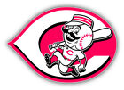 Cincinnati Reds MLB Baseball Symbol  Car Bumper Sticker   - 9'', 12'' or 14'' on Ebay