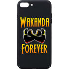 Wakanda Forever the Panther King Killmonger Hard Phone Case For IPhone Samsung