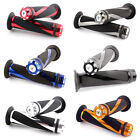 "MOTORCYCLE HAND GRIPS 7/8"" HANDLEBAR FOR SUZUKI GSX-R 600 750 1000 HONDA CBR250R $11.5 USD on eBay"