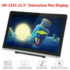 Acepen AP-2151 21.5inch HD Resolution Graphics Tablet Drawing Monitor With Pen