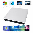 Blu-ray 3D Player Slim USB 3.0 Burner External CD-RW DVD-RW Writer for PC
