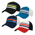 3961708cc14 NEW Golf Callaway Men s Stripe Mesh Fitted Hat - Choose Size and Color