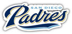 San Diego Padres MLB Baseball Slogan  Car Bumper Sticker - 9'', 12'' or 14'' on Ebay