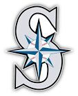 Seattle Mariners MLB Baseball  Car Bumper Sticker Decal - 9'', 12'' or 14'' on Ebay