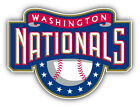 Washington Nationals MLB Baseball Combo  Car Bumper Sticker - 9'', 12'' or 14'' on Ebay