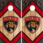 Florida Panthers Cornhole Skin Wrap NHL Hockey Custom Team Logo Vinyl DR174 $39.99 USD on eBay