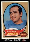 1970 Topps #73 John Hadl Chargers EX/MT $1.25 USD on eBay