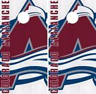 Colorado Avalanche Cornhole Skin Wrap NHL Hockey Vintage Art Decor Vinyl DR205 on eBay