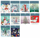 Ling  Advent Calendars Cards 159 x 159 mm religious & traditional white envelope