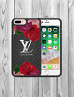 NEW!! Floral Louis-Vuitton2L25 Hybrid Case Print for Samsung Galaxy Apple iPhone