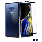 Galaxy Note 9 Case I Spigen® [Ultra Hybrid 360] Shockproof Cover +Tempered Glass