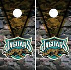 Jacksonville Jaguars Cornhole Skin Wrap NFL Football Decal Rocks Vinyl DR34 $59.99 USD on eBay