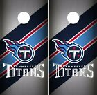 Tennessee Titans Cornhole Skin Wrap NFL Football Flag Vintage Vinyl Decal DR49 on eBay