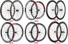 Superteam Carbon Wheels 50mm Road Bike Carbon Wheelset Shimano 3k Matte 700C