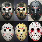 Внешний вид - Jason Voorhees Friday the 13th Horror Creepy Cosplay Scary Mask Halloween Mask