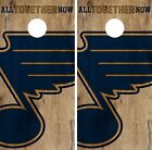St. Louis Blues Cornhole Skin Wrap NHL Hockey Vintage Vinyl Decal DR225 $39.99 USD on eBay
