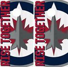 Winnipeg Jets Cornhole Skin Wrap NHL Hockey Custom Design Vinyl Decal DR231 $39.99 USD on eBay